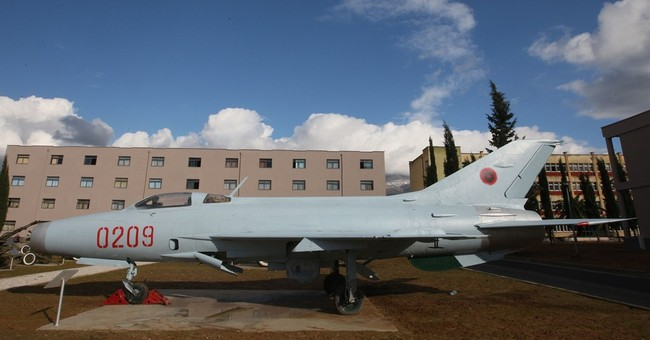 Albania to auction off old Eastern Bloc military aircraft